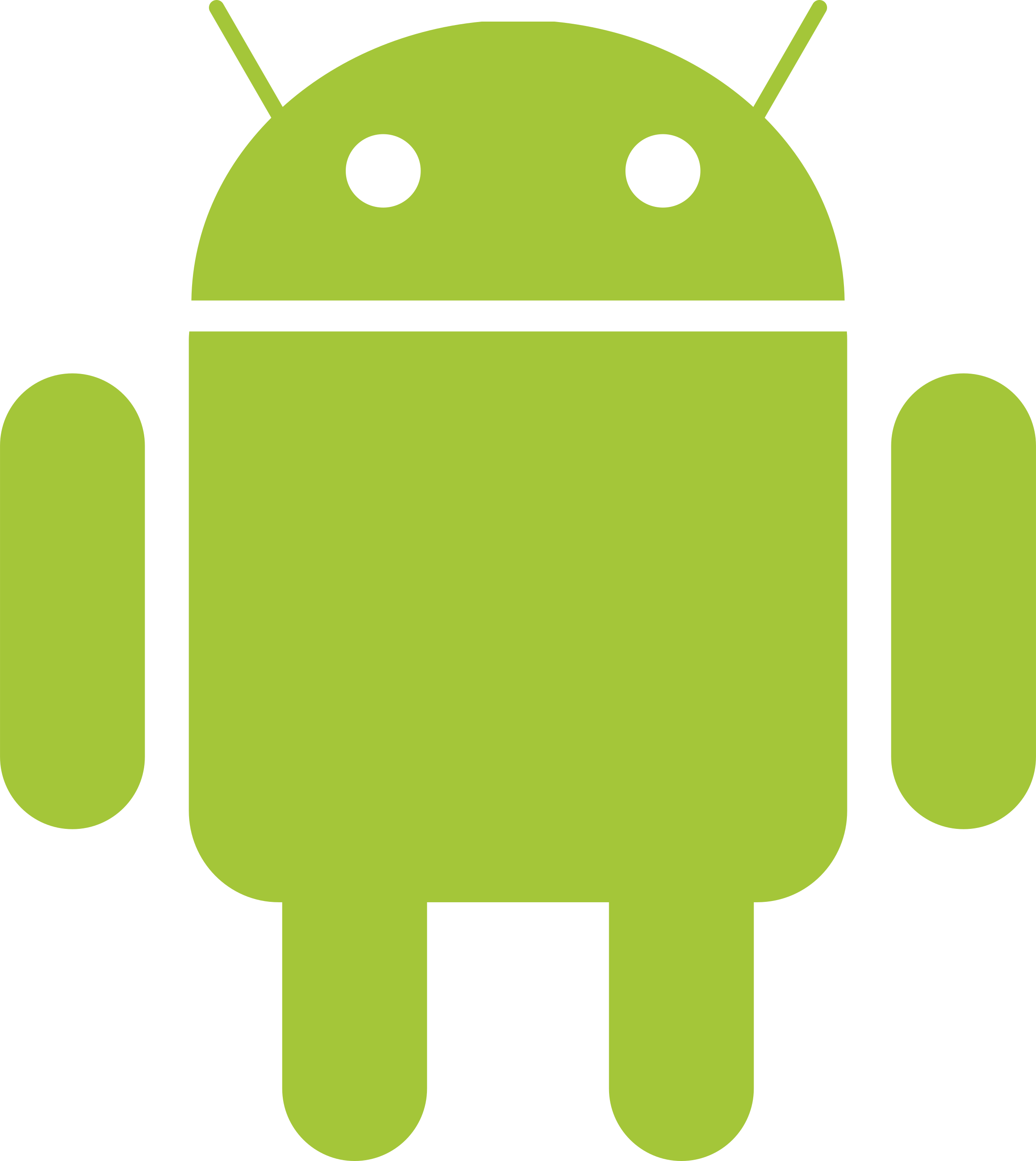 black and white download Android Logo PNG Transparent