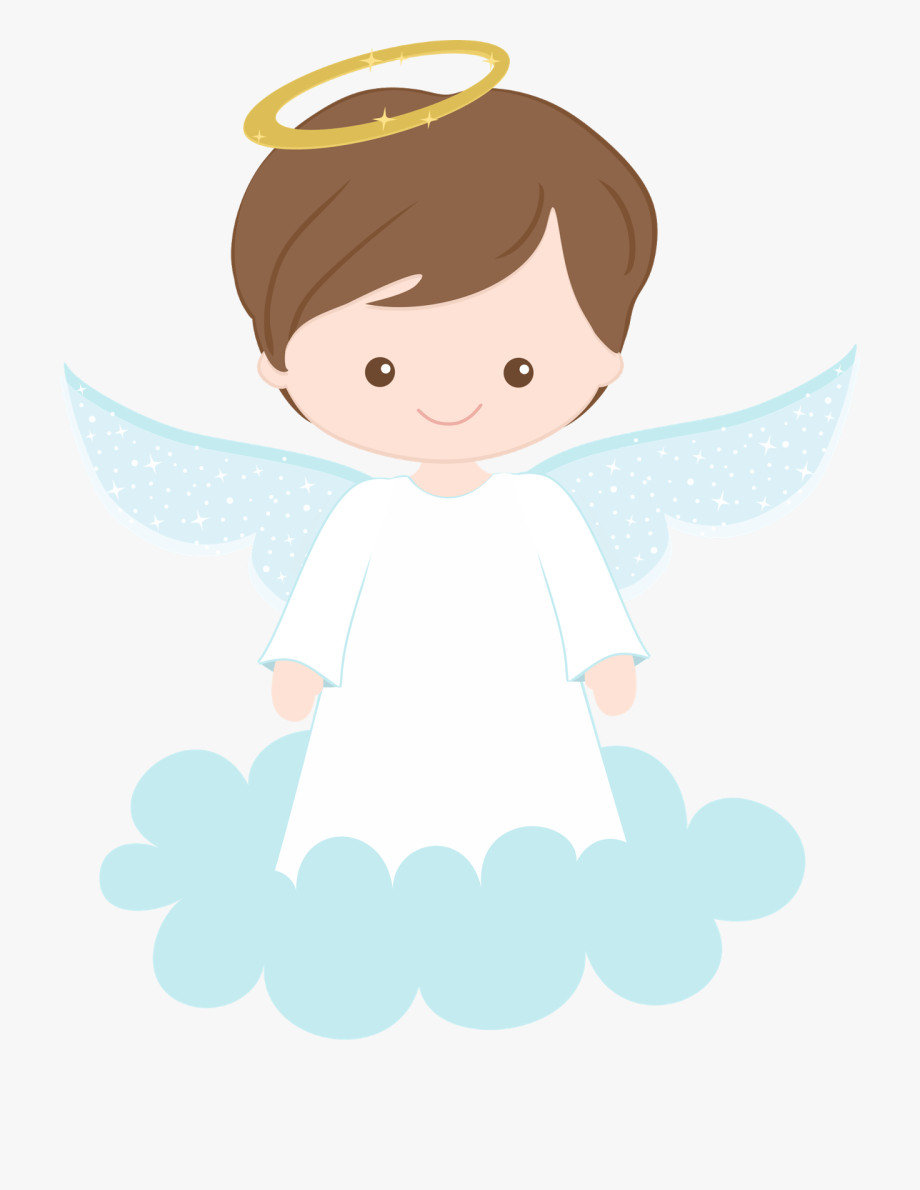 clip freeuse stock Angel clipart. Christening png boy first