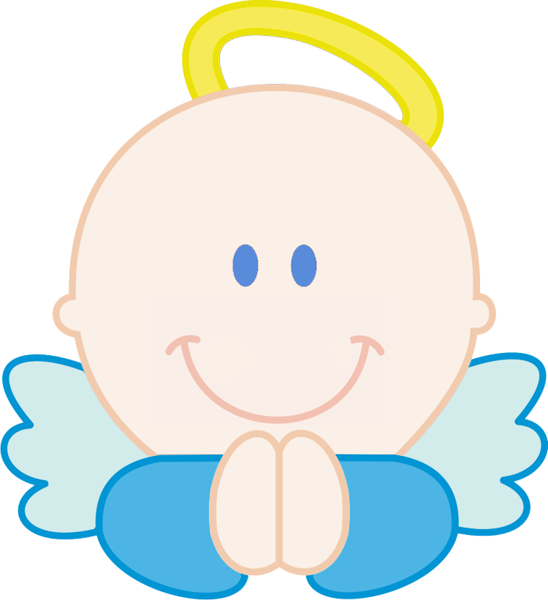 graphic free Baby angel clip art. Angels clipart
