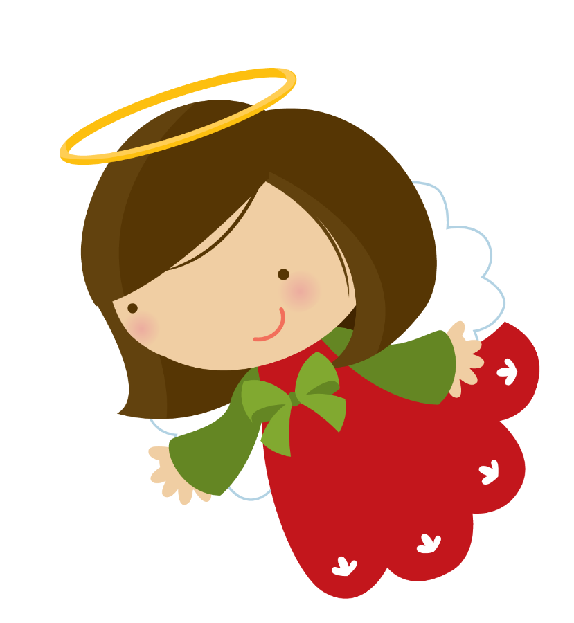 graphic black and white download Cute Angel Clipart at GetDrawings