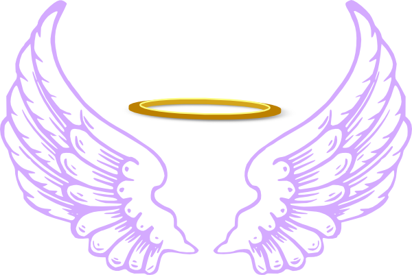 png stock Halo clipart angel's wing. Angel wings and clip