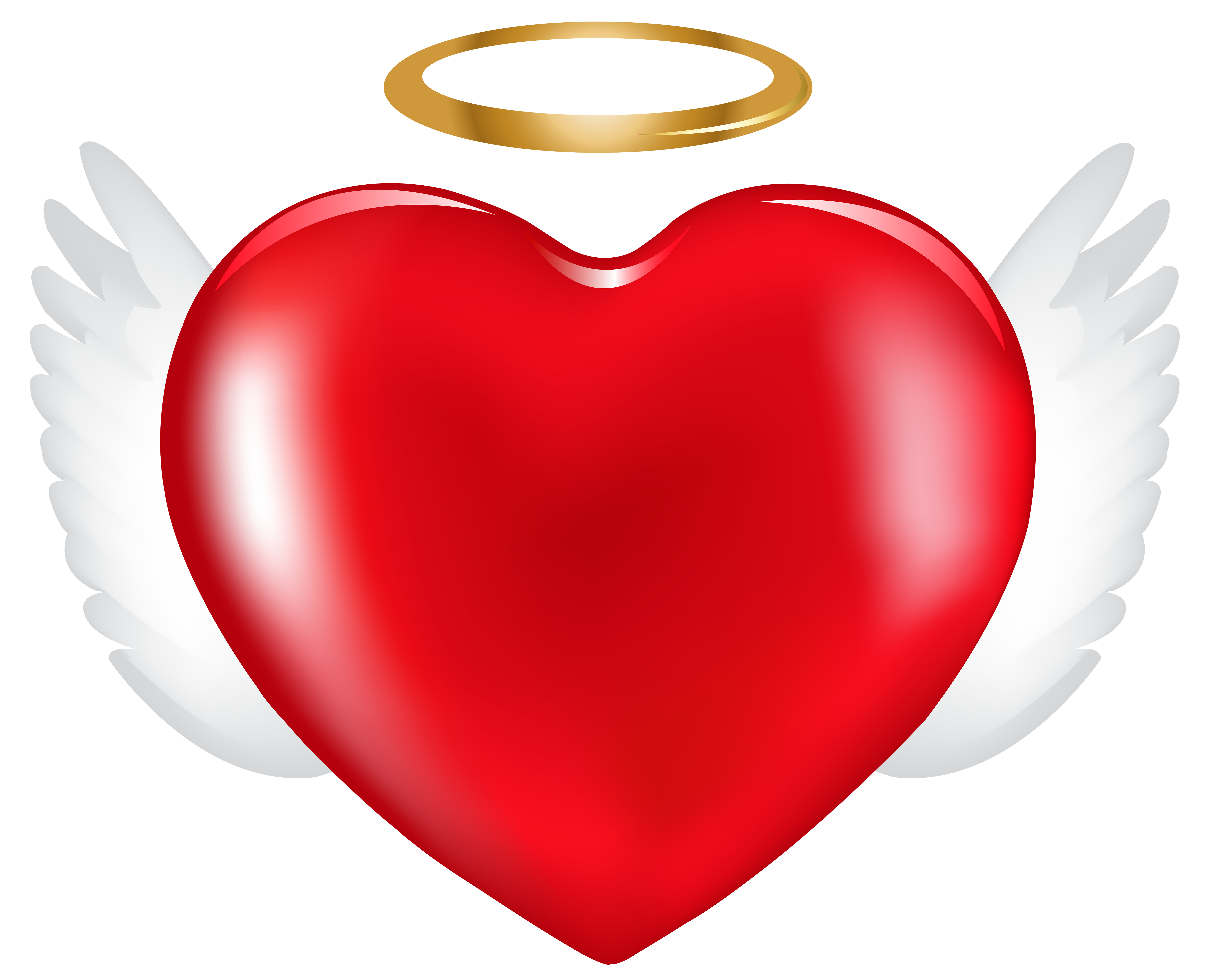 vector black and white stock Png clip art image. Angel clipart heart.