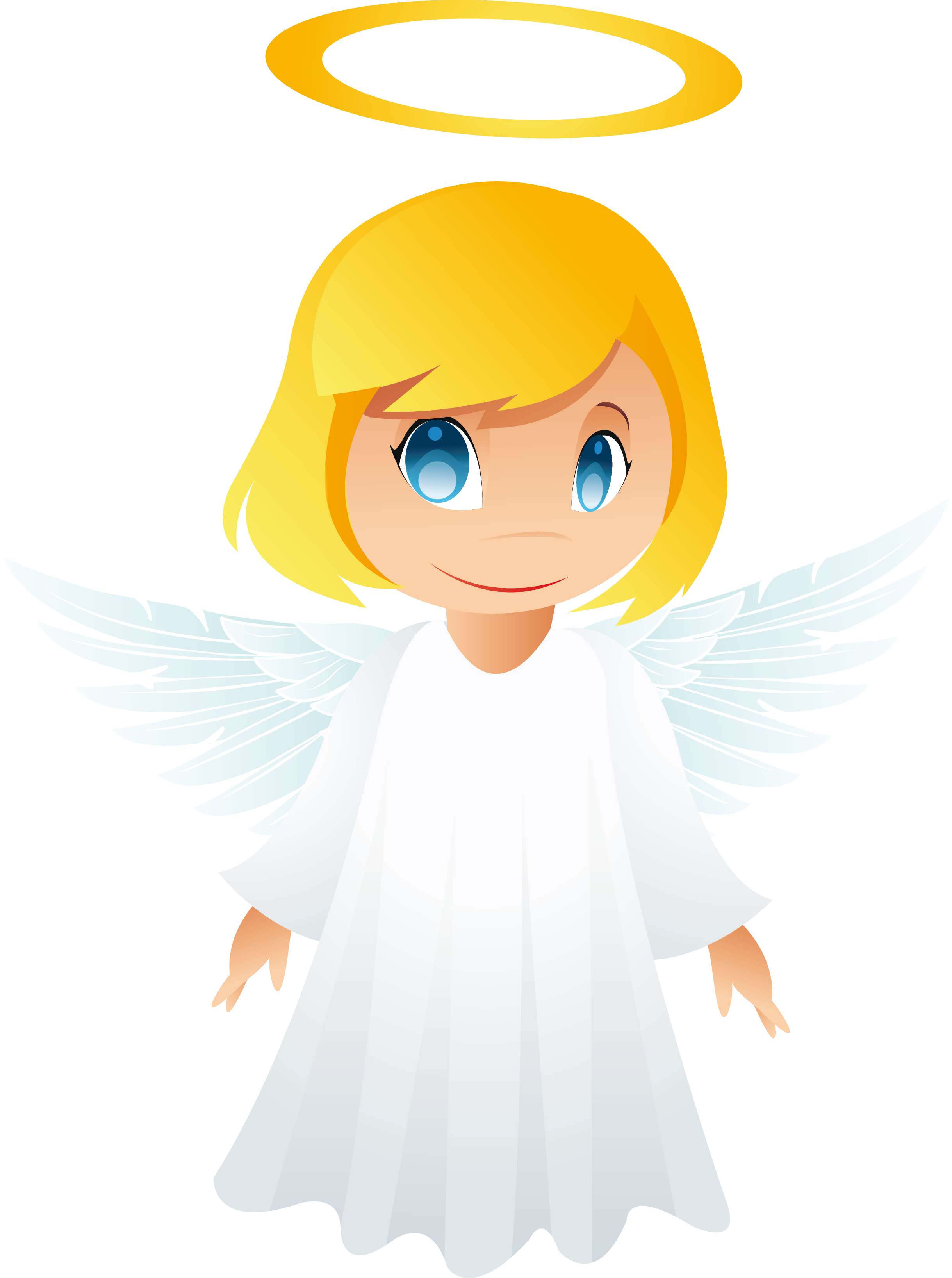 image black and white Angel free graphics of. Angels clipart