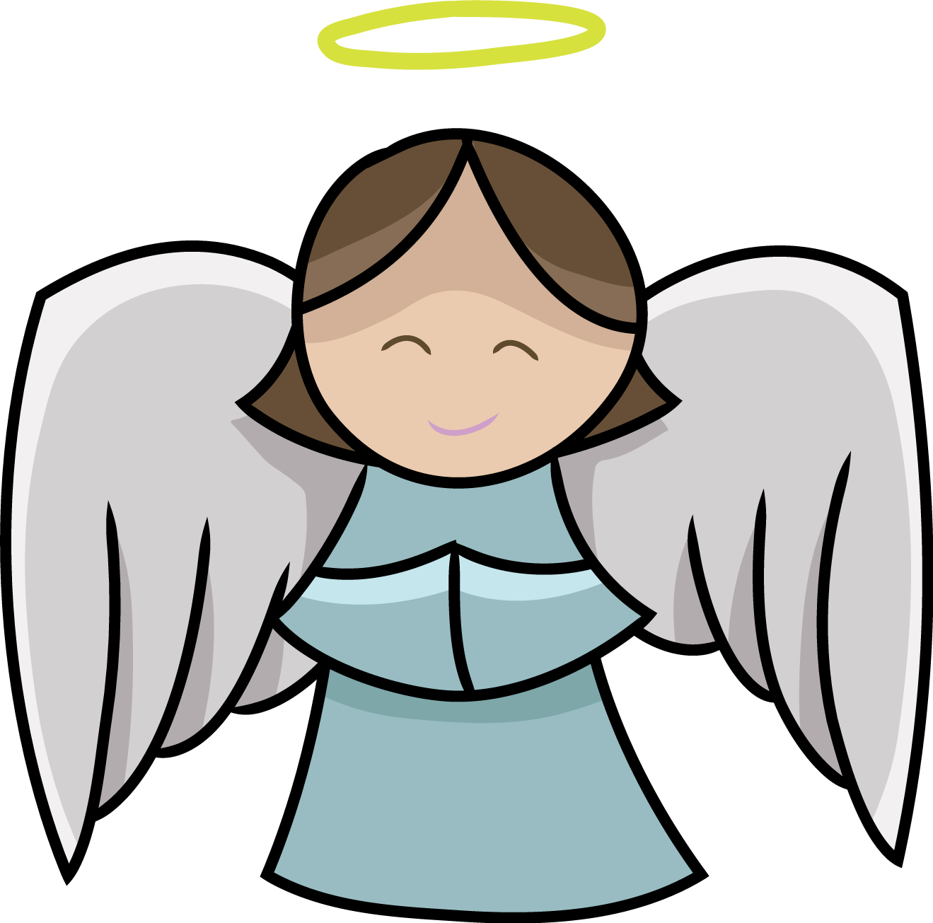 image free library Angels clipart. Free angel cliparts download.