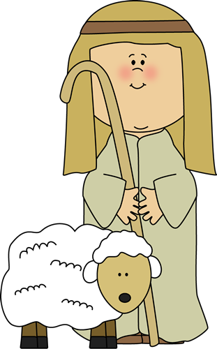 svg royalty free library With sheep clip art. Angels clipart shepherd.