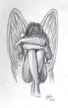 clipart library stock Drawing s angel.  best drawings of