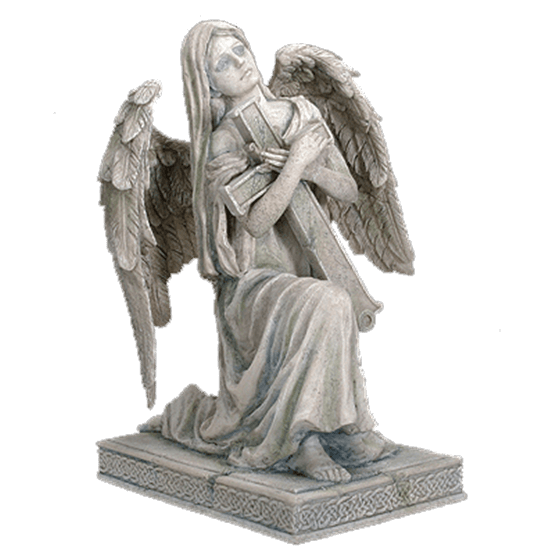 clipart library download angels drawing statue #88992022