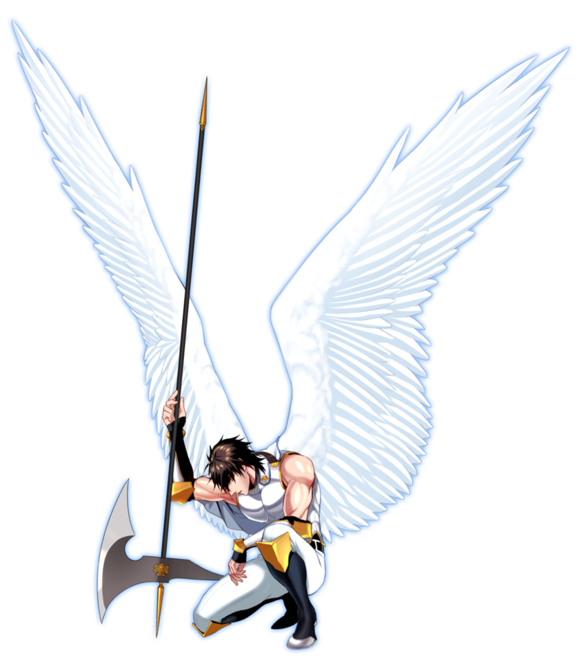 clipart transparent library  png angels for. Vector angel warrior