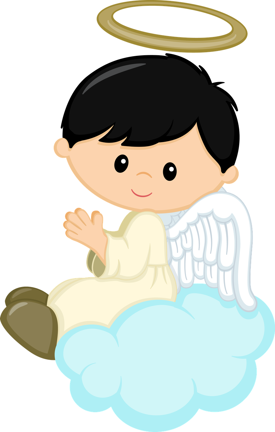 clip royalty free library Vector baby angel. Pin by jeny chique