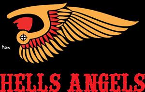 transparent download Vector angel logo. Hells angels eps free