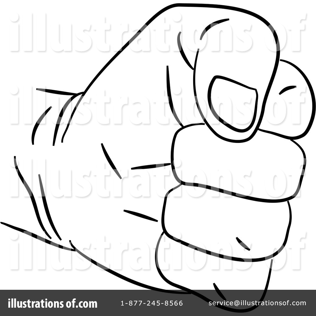 svg transparent library Illustration by prawny . Anger clipart angry fist.