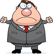 picture transparent Anger clipart principal. Angry transparent free .