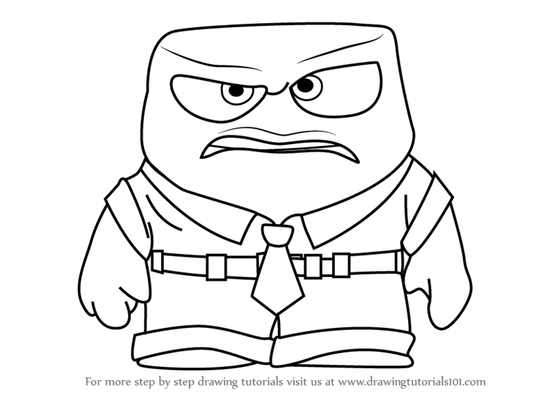 graphic freeuse library Learn how to from. Drawing out draw anger