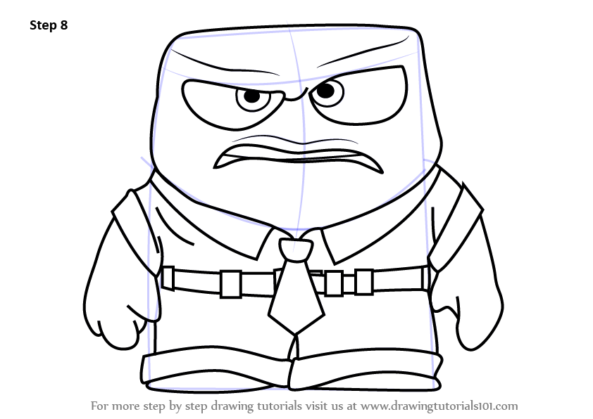 graphic freeuse library Drawing out draw anger. Learn how to from