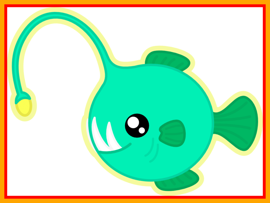 clip art transparent download Appealing Collection Of Angler Fish Clipart High Quality Picture For