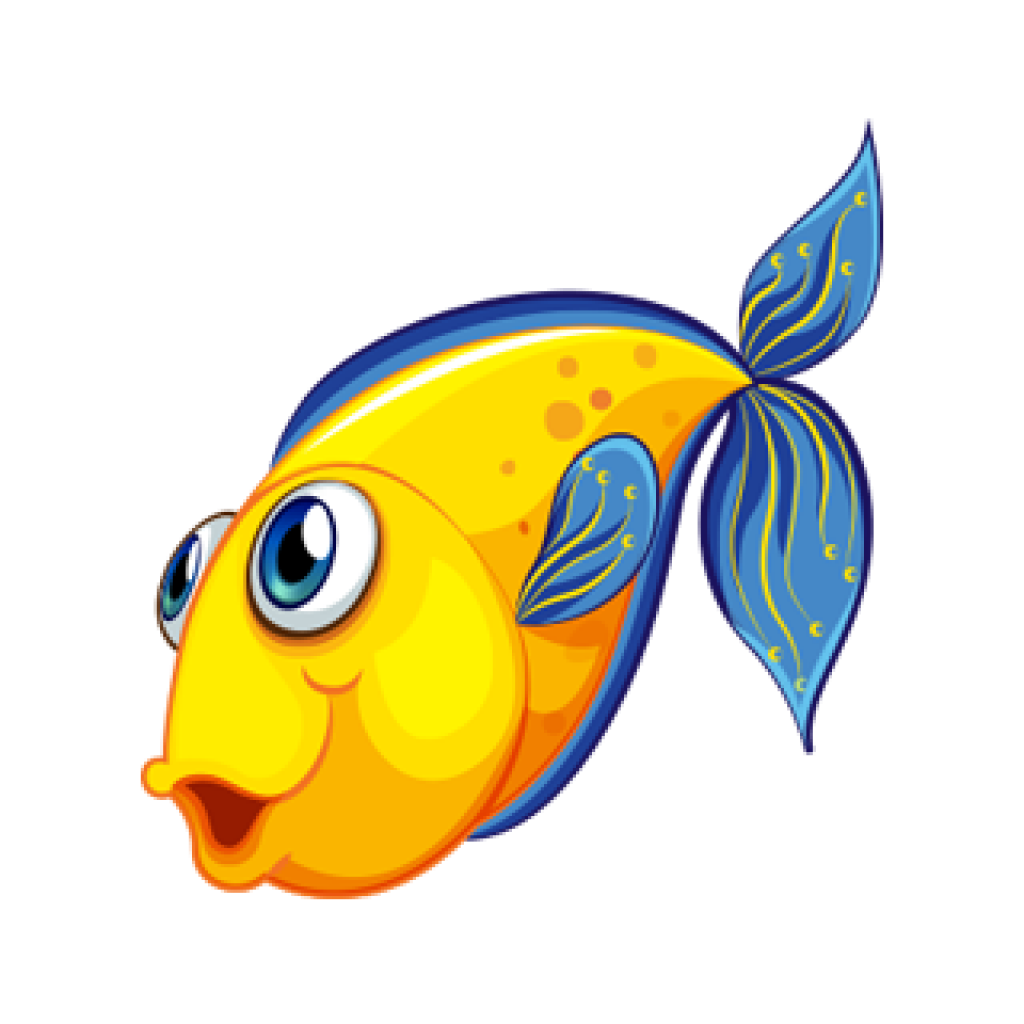 banner Fish clip art transprent. Fishes drawing pointillism