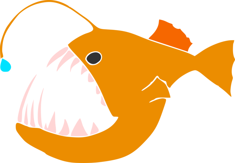 graphic library library Will There Ever Be an Anglerfish Emoji