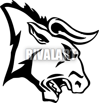 clipart tribal angry wolf Drawing