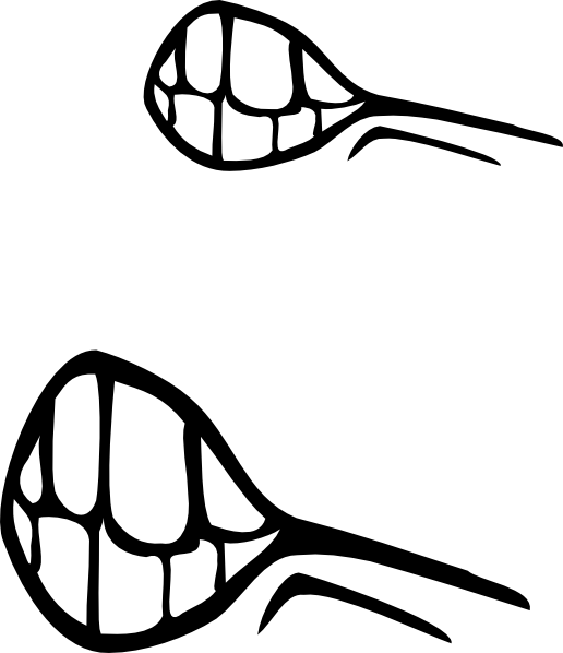 clipart stock Angry Mouth Clip Art at Clker