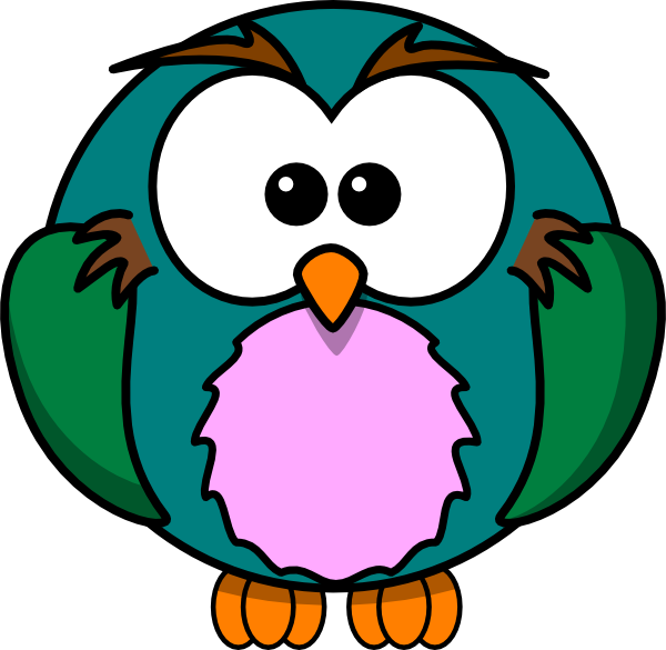 graphic free library Cute . Animal clipart cartoon.