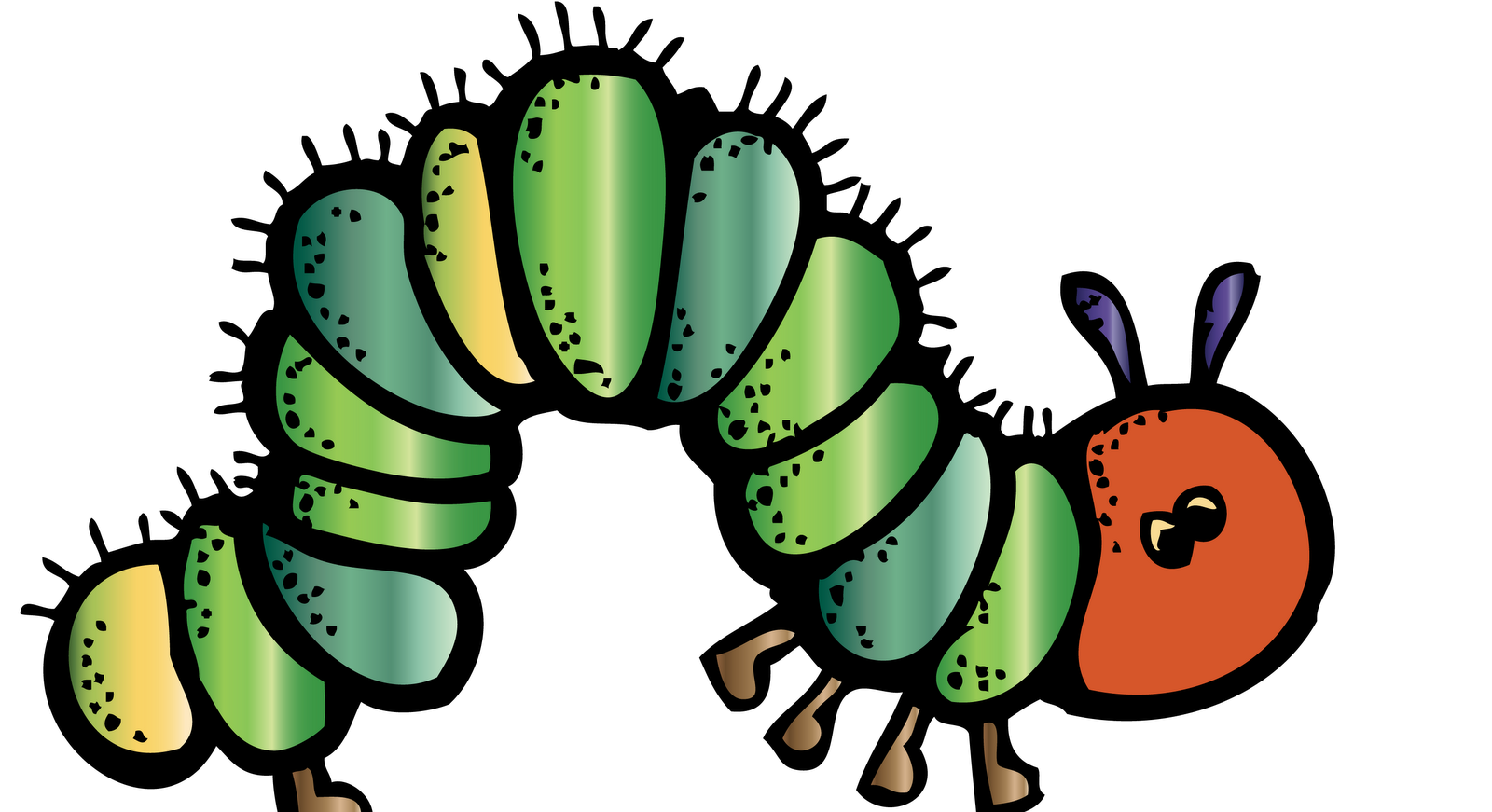 graphic Animal clipart insect. Garden creature free on.