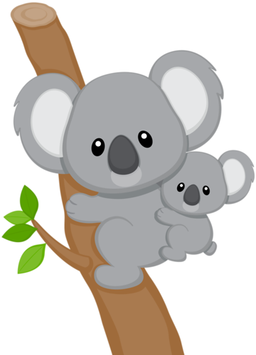 clip transparent library Koalas pinterest bujo hand. Koala bear clipart