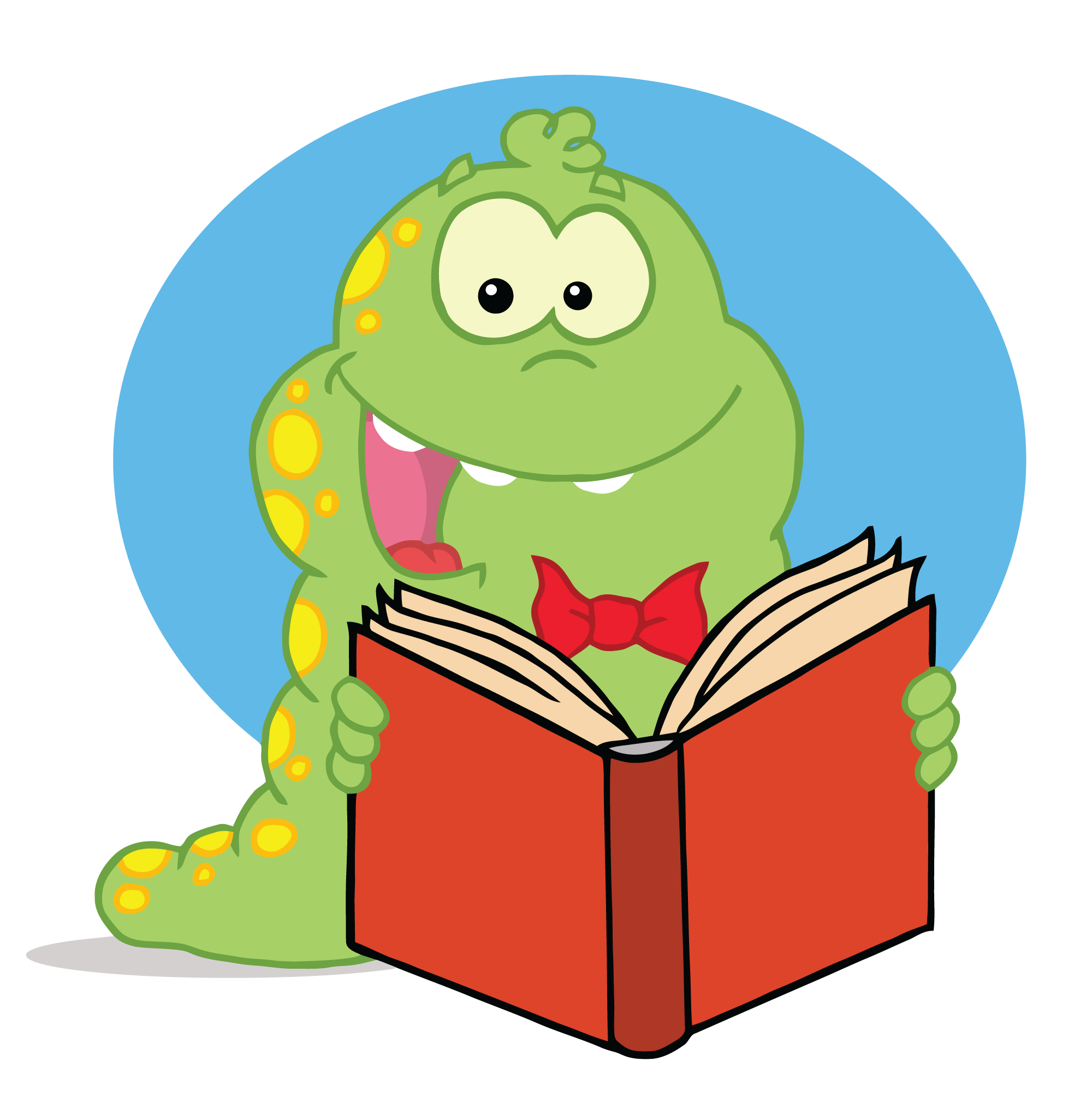clipart royalty free library Animal reading clipart. Free cliparts download clip