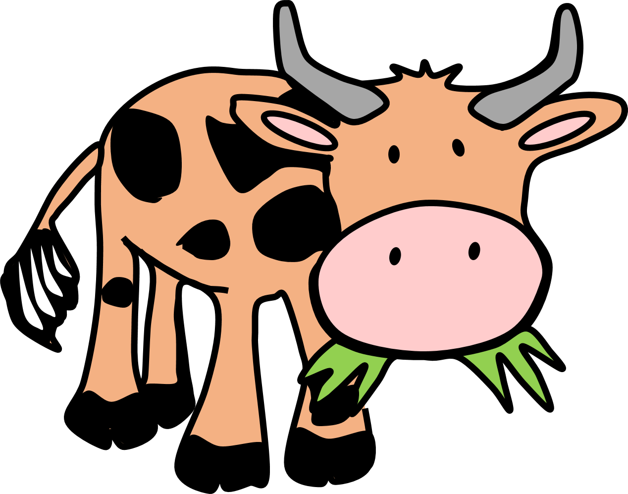 freeuse library Free farm animales predise. Animals clipart.