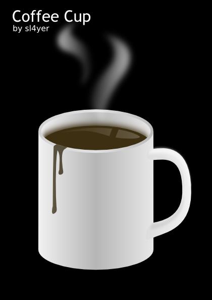 jpg download Mug . Animated clipart coffee