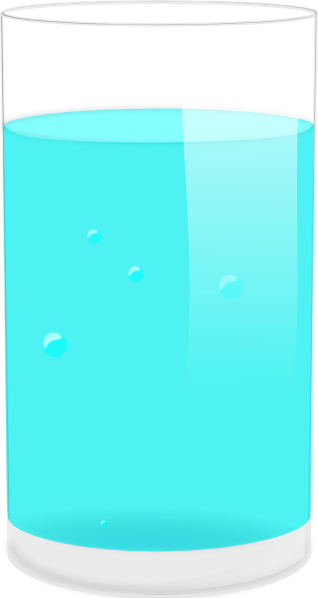 clip free library Animated clipart water. Glass of clip art.