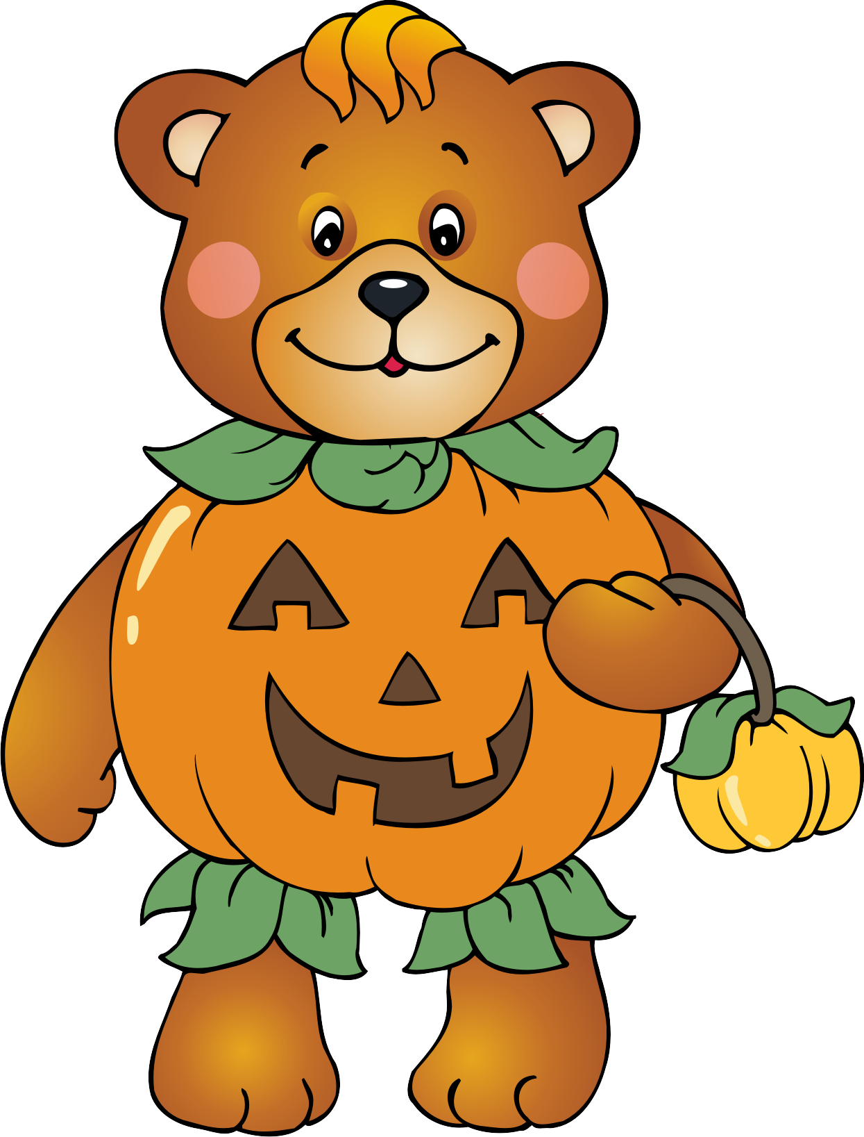 banner library Charlie brown halloween at. Bear clipart free