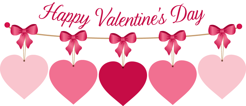 vector royalty free download Valentines day clipart for kids valentine week