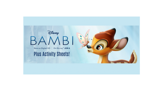 clipart black and white Animator drawing bambi. On bluray with behind