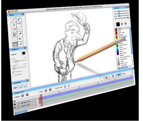 vector download Technology drawing animation. Ser la mejor en