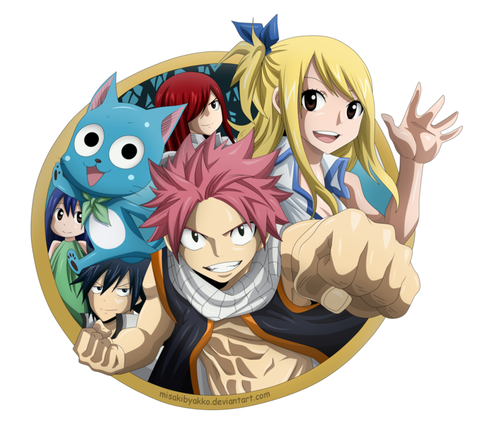 graphic transparent stock Render by sakamileo on. Anime clipart fairy tail.