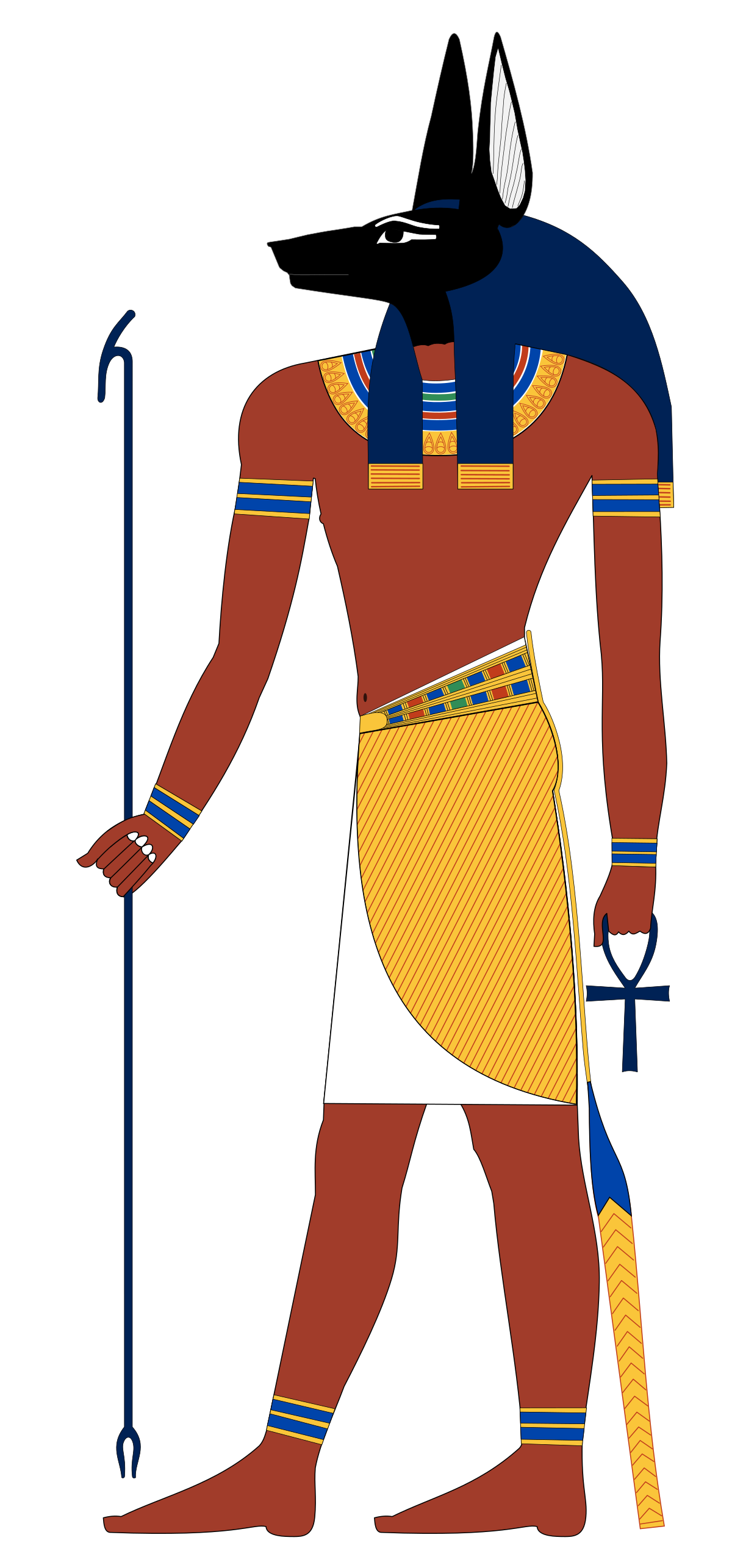 graphic library Anubis