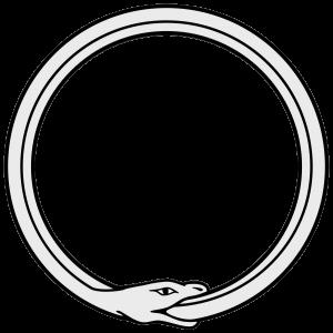clip transparent download Ouroboros vector snake egyptian. The ouroborus is an