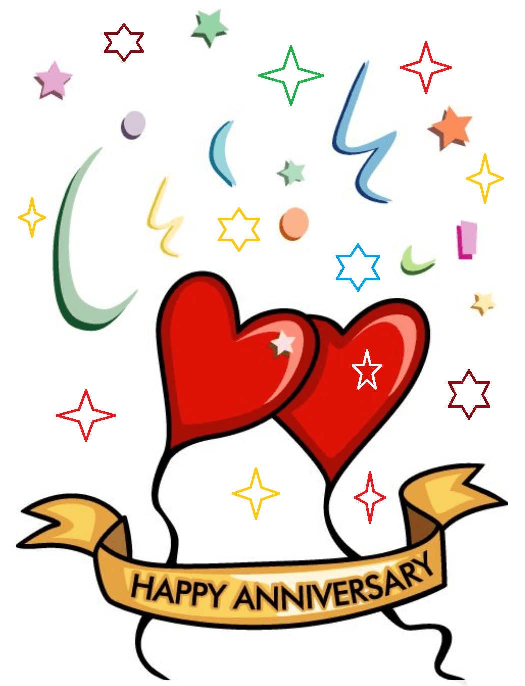 png transparent Images free wedding . Anniversary clipart.