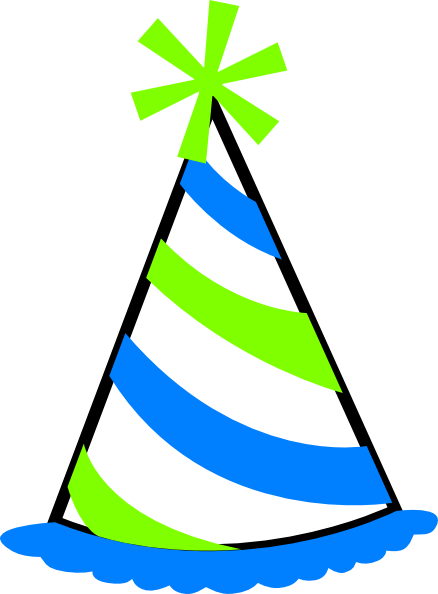 jpg freeuse download Party Hat Clipart