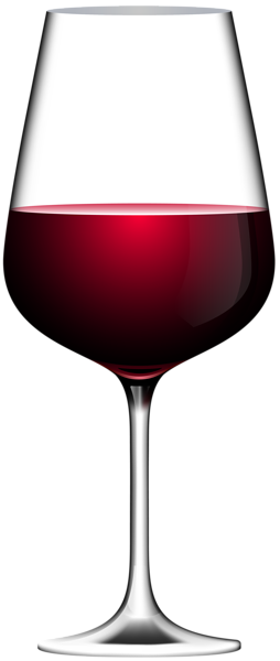 png black and white library Red glass transparent clip. Champaign clipart wine spirit.