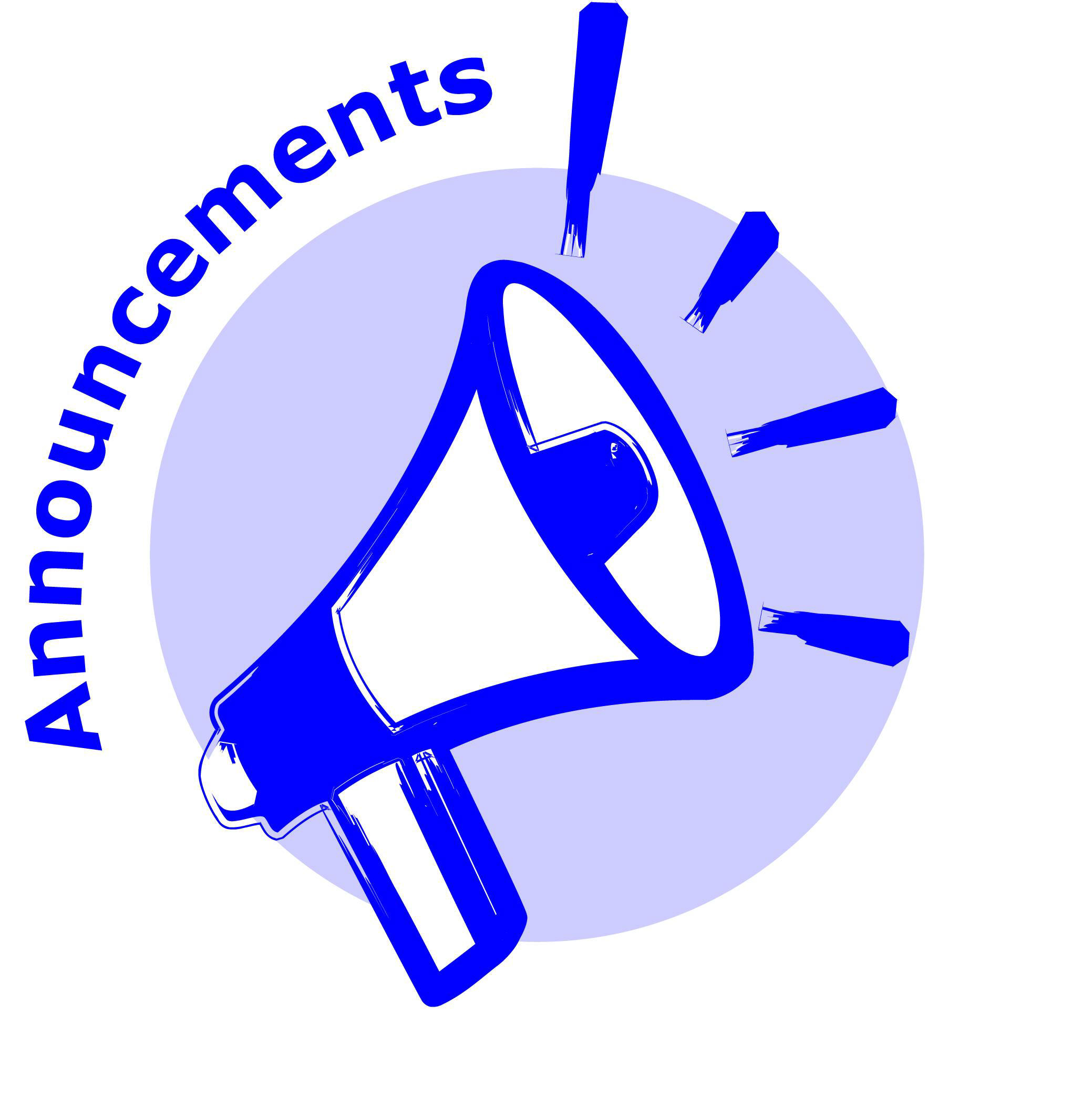 image library stock Announcements clipart. Free cliparts download clip