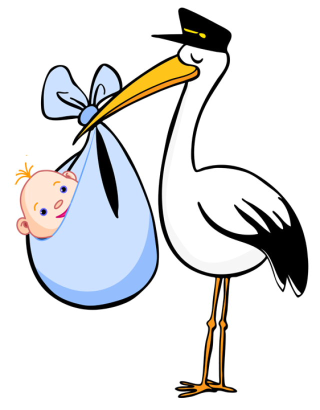 svg library stock Free Clip Art for Birth Announcements