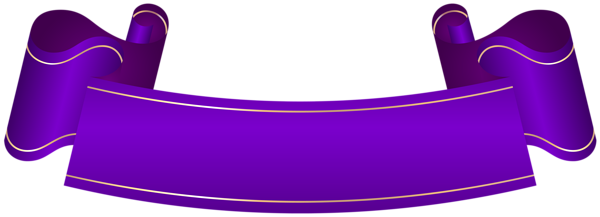clip art royalty free library Announcements clipart announcement banner. Purple transparent clip art