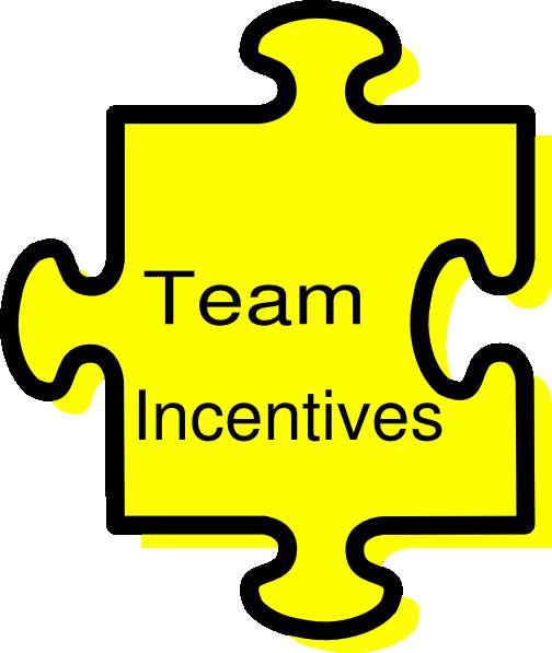 vector Team Incentives Clip Art at Clker