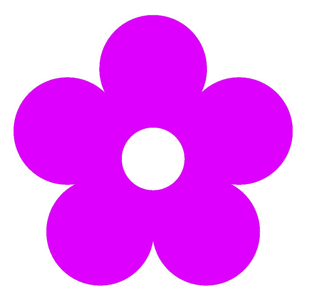 jpg freeuse library Purple Flower Clip Art