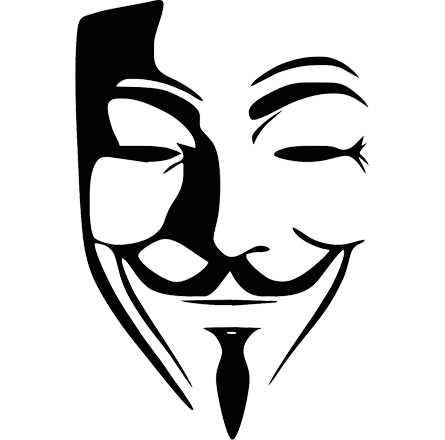 image freeuse library Anonymous mask PNG images free download