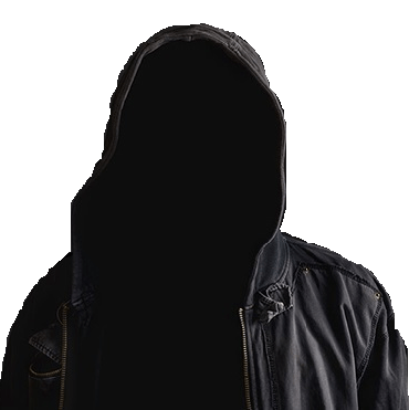clip art royalty free download anonymous transparent hood #109539491