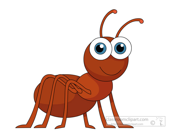 graphic Wikiclipart . Ant clipart.