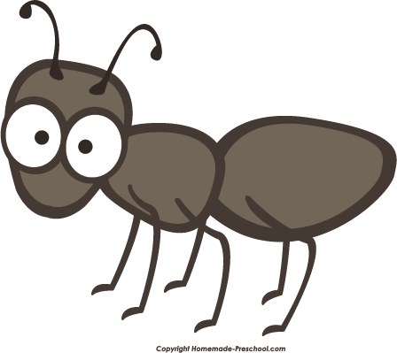 svg freeuse download Ant clipart counter. Best free ants picnic
