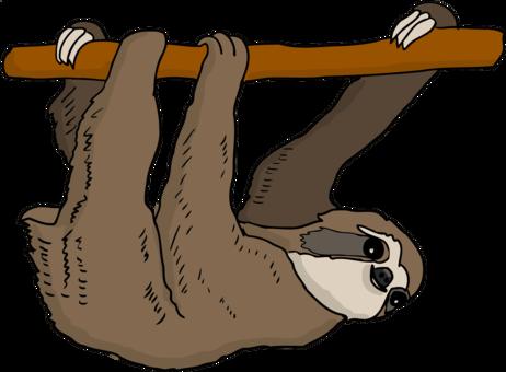 clipart free Anteater Short
